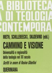 Copertina di 'Cammino e visione. Universalità e regionalità della teologia nel XX secolo. Scritti in onore di Rosino Gibellini (BTC 088)'