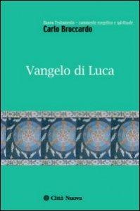 Copertina di 'Vangelo di Luca'
