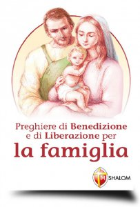 Copertina di 'Preghiere di benedizione e di liberazione per la famiglia'