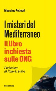 Copertina di 'I misteri del Mediterraneo'
