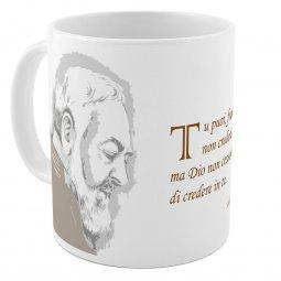 """Copertina di 'SpiriTazza """"Tu puoi, fratello mio..."""" (Padre Pio)'"""