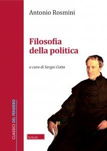 Copertina di 'Filosofia della politica'