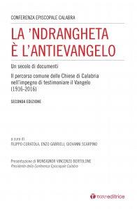 Copertina di 'La 'Ndrangheta è l'antivangelo'