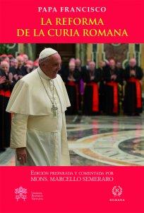 Copertina di 'La reforma de la Curia Romana'