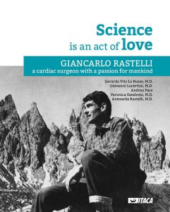 Copertina di 'Science is an act of Love'