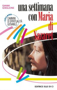 Copertina di 'Una settimana con Maria di Nazret'
