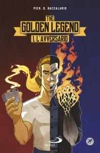 Copertina di 'The golden legend'