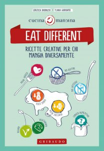 Copertina di 'Eat different'