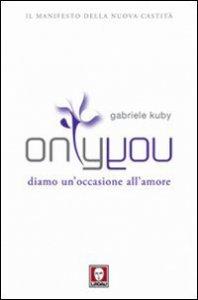 Copertina di 'Only you'