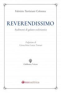 Copertina di 'Reverendissimo'