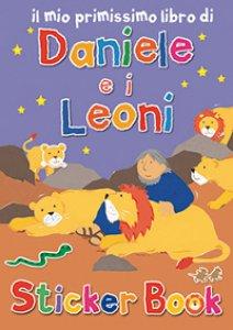 Copertina di 'Il mio primissimo libro di Daniele e i Leoni'
