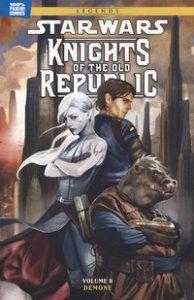 Copertina di 'Star Wars. Kights of the Old Republic'
