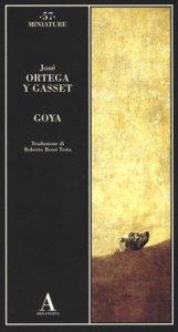 Copertina di 'Goya'