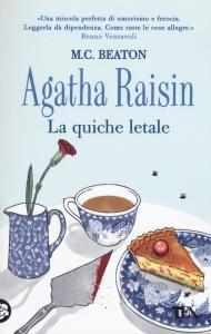 Copertina di 'Agatha Raisin. La quiche letale'