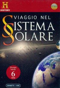 Copertina di 'Viaggio nel sistema solare'