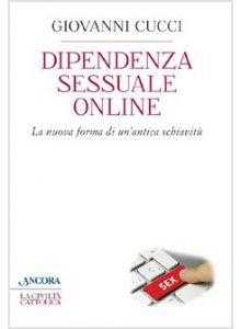 Copertina di 'Dipendenza sessuale online'