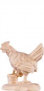 Copertina di 'Gallina B.K. - Demetz - Deur - Statua in legno dipinta a mano. Altezza pari a 12 cm.'