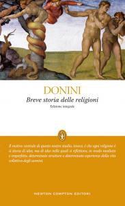 Copertina di 'Breve storia delle religioni. Ediz. integrale'