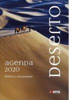 Agenda biblica missionaria 2020 - dimensioni 12x10 cm