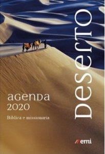 Copertina di 'Agenda biblica missionaria 2020 - dimensioni 12x10 cm'