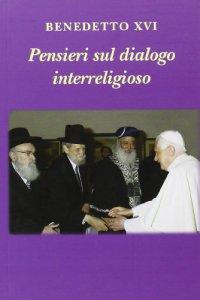 Copertina di 'Pensieri sul dialogo interreligioso'