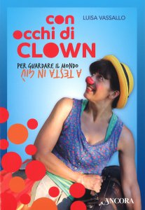 Copertina di 'Con occhi di clown'