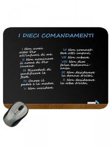 "Copertina di 'Mousepad ""I dieci comandamenti"" (lavagna ardesia)'"