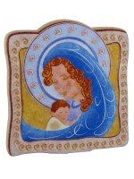 Calamita Maria e Gesù Bambino