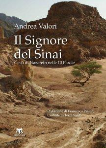 Copertina di 'Il signore del Sinai'