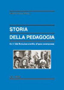 Copertina di 'Storia della pedagogia. Vol.II'
