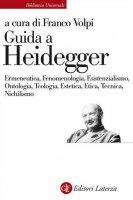 Guida a Heidegger - F. Volpi