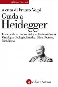 Copertina di 'Guida a Heidegger'