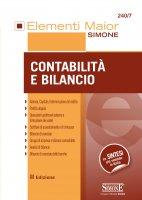 Elementi Maior di Contabilità e bilancio - Redazioni Edizioni Simone
