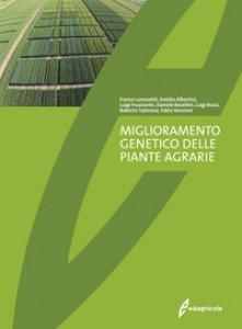 Copertina di 'Miglioramento genetico delle piante agrarie'