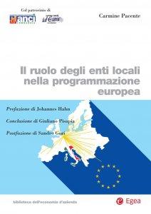 Copertina di 'Il ruolo degli enti locali nella programmazione europea'