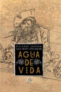 Copertina di 'Agua de vida'