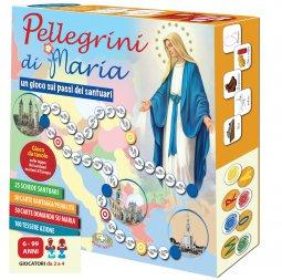 Copertina di 'Pellegrini di Maria'