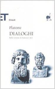 Copertina di 'Dialoghi. Nella versione di Francesco Acri'
