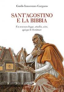 Copertina di 'Sant'Agostino e la Bibbia'