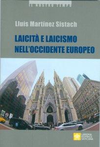 Copertina di 'Laicità e laicismo nell'Occidente europeo'