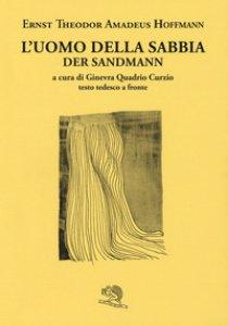 Copertina di 'L' uomo della sabbia. Testo tedesco a fronte'