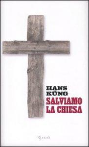 Copertina di 'Salviamo la Chiesa'