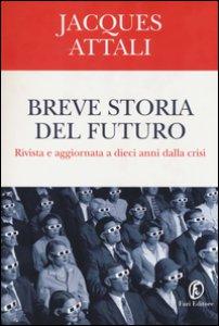 Copertina di 'Breve storia del futuro'