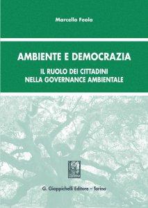 Copertina di 'Ambiente e democrazia'