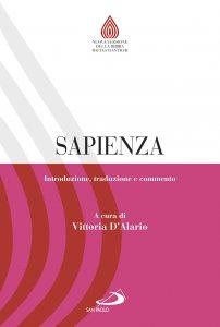 Copertina di 'Sapienza. Introduzione, traduzione e commento'
