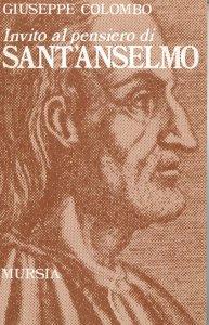 Copertina di 'Invito al pensiero di sant'Anselmo'