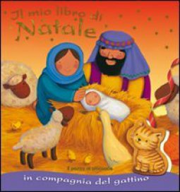 Copertina di 'Il mio libro di Natale in compagnia del gattino'
