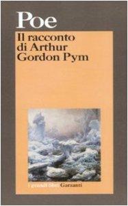 Copertina di 'Il racconto di Arthur Gordon Pym'