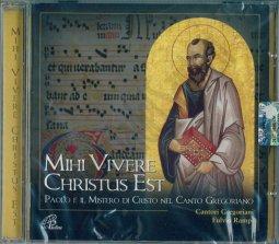Copertina di 'Mihi vivere Christus est'