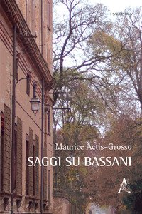Copertina di 'Saggi su Bassani'